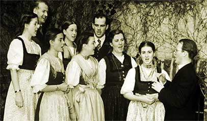 The Von Trapp Family